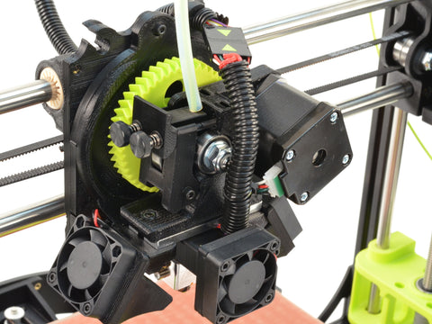 Lulzbot Taz 5 upgrade hotend Taz 6