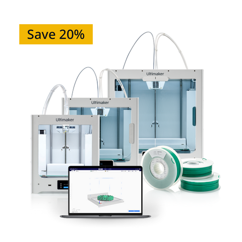Ultimaker 10th Anniversary Promotion