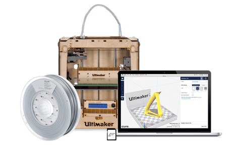 Ultimaker Original+ 3D Printer canada