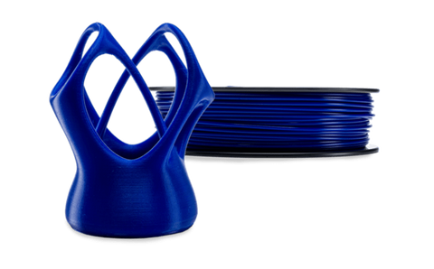 Ultimaker Blue PLA 3D printing filament