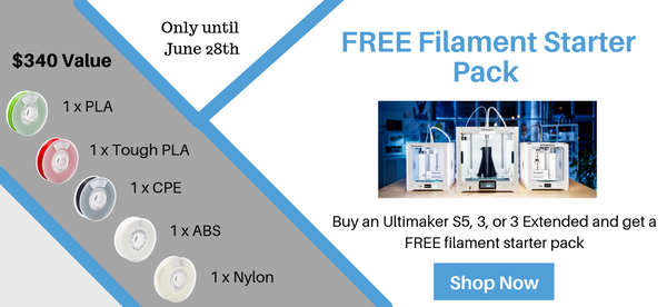 Ultimaker 3D printer special