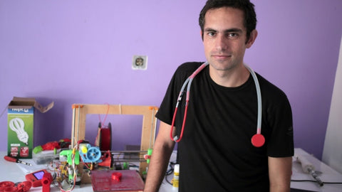 3d printed stethoscope