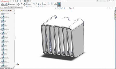 Ultimaker Cura integration with SOLIDWORKS