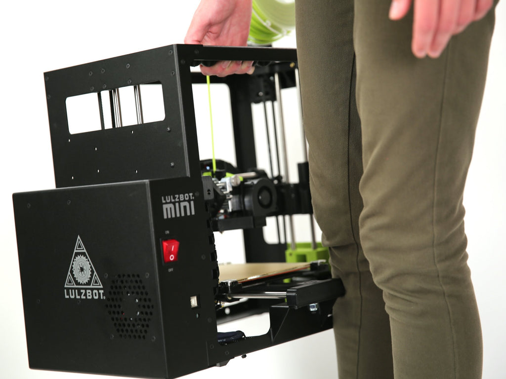 Lulzbot Mini 2 3D Printer - Print Your Mind 3D