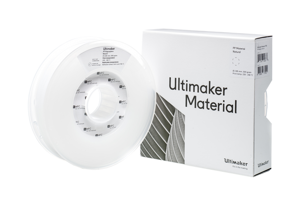 Ultimaker Polypropylene Filament - 2.85mm (0.75kg)