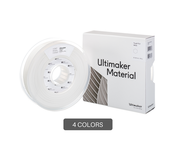Ultimaker Tough PLA Filament - 2.85mm (0.75kg)
