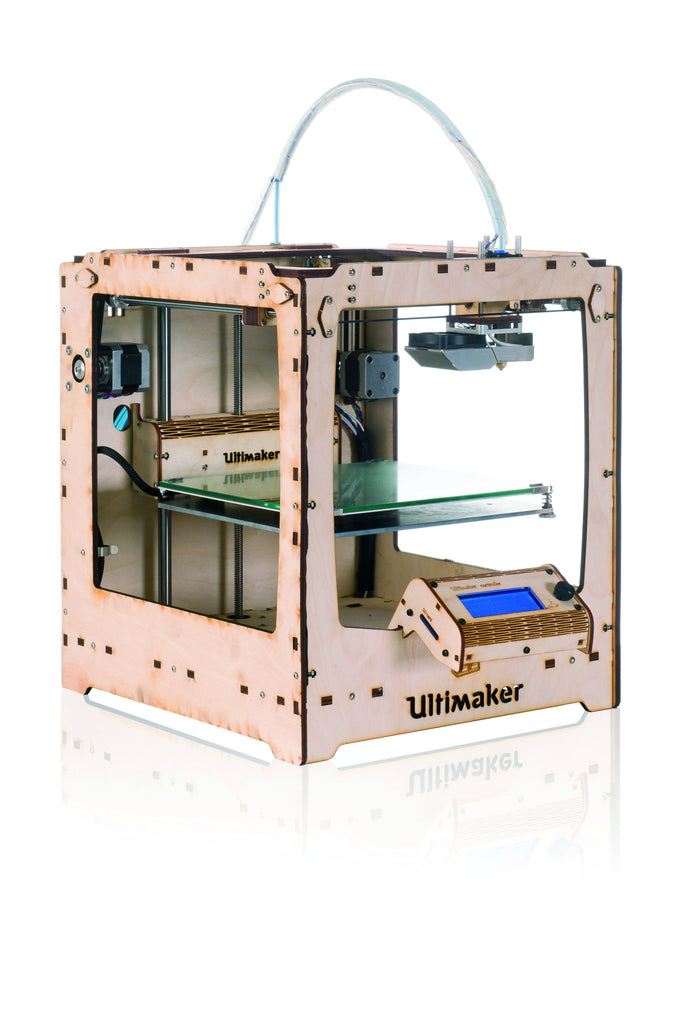 Ultimaker Original+ 3D Printer - Print Your Mind 3D