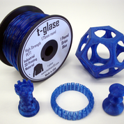 Taulman - Blue T-Glase PETT Filament - 3.00mm