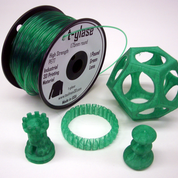 Taulman - Green T-Glase PETT Filament - 3.00mm