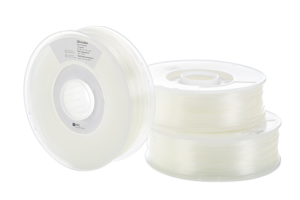 Ultimaker Nylon Filament - 2.85mm (0.75kg) - Print Your Mind 3D