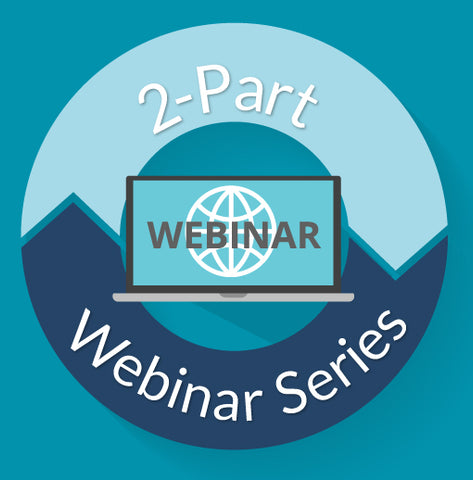 2-Part Webinar Series decorative image.