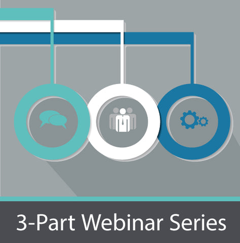 One-Stop Student Services: 3-Part Webinar Series