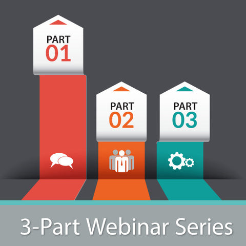 Logo: 3-Part Webinar Series