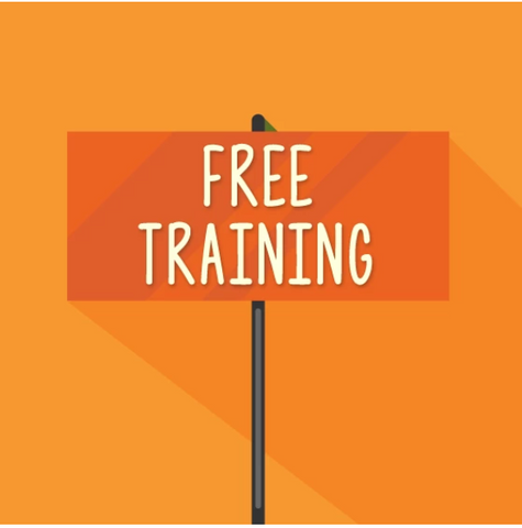 free training logo.