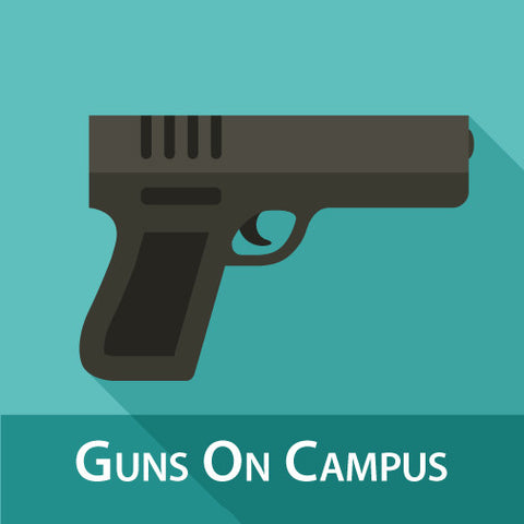 Guns On Campus: Concealed Weapons & Risk Management