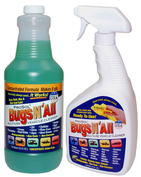 Bugs N All Vehicle Cleaner