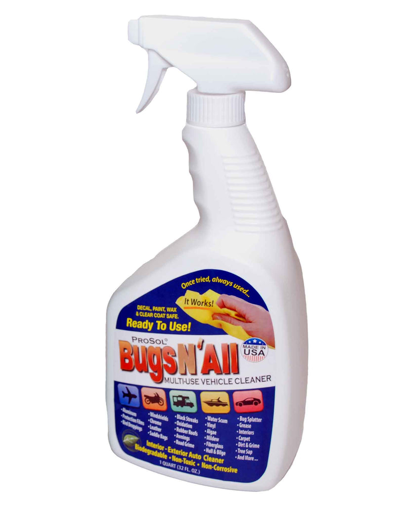 Empty Bugs N All Spray Bottle