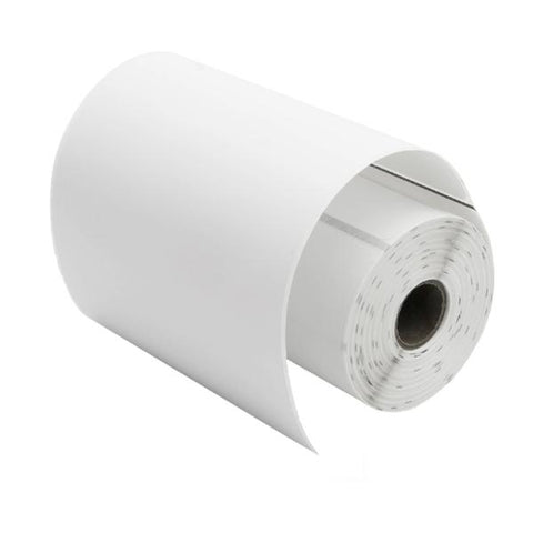 "4"" x 6"" Zebra Mobile Printer Labels - 105 Labels Per Roll"