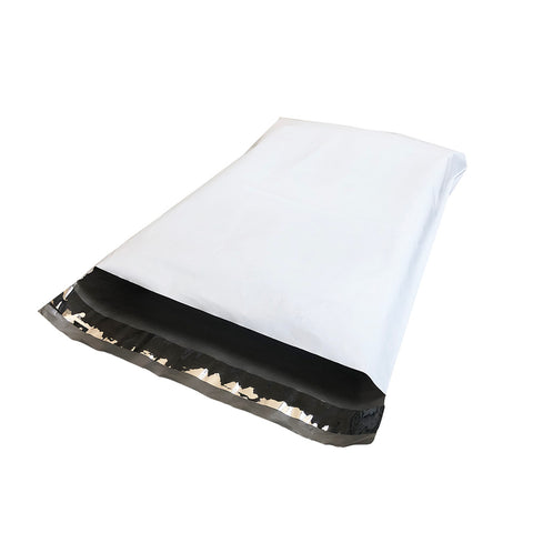 "Expandable Poly Mailers 11"" x 13"" + 4"""