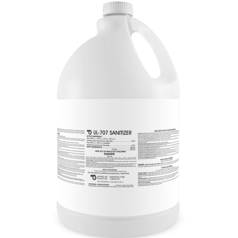 UL-707 Industrial Disinfectant