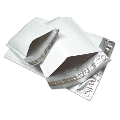"7.25"" x 11"" #1 Poly Bubble Mailers"