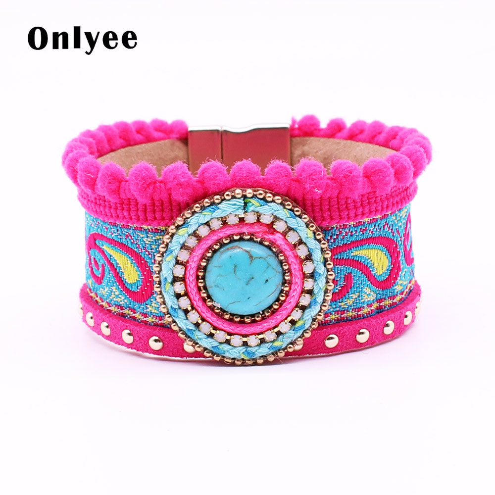 Handmade Ethnic Bracelets for Women