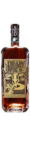 Dead Buck Straight Bourbon Whiskey
