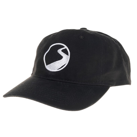 SND Simple Logo Baseball Cap with Adjustable Strap, 100 percent cotton