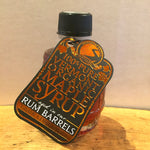 Rum Barrel Aged Maple Syrup 100ML