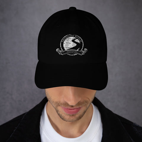 Smugglers' Notch Distillery Classic Dad Hat with Vintage Logo