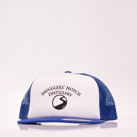 Smugglers' Notch Distillery Mesh-Back Trucker's Hat