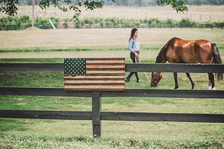 Flags Of Valor - Lift Me Up: Therapeutic Riding - Community Support by FOV