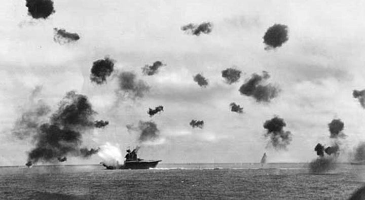 The Battle of Midway Anniversary