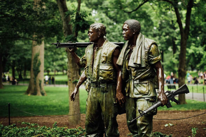 Vietnam Veterans - A National Treasure