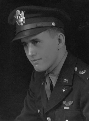 Lt Don P Herron - Hump Pilot WW2