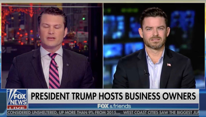 On Fox and Friends