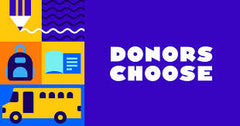 DonorsChoose partner Flags of Valor
