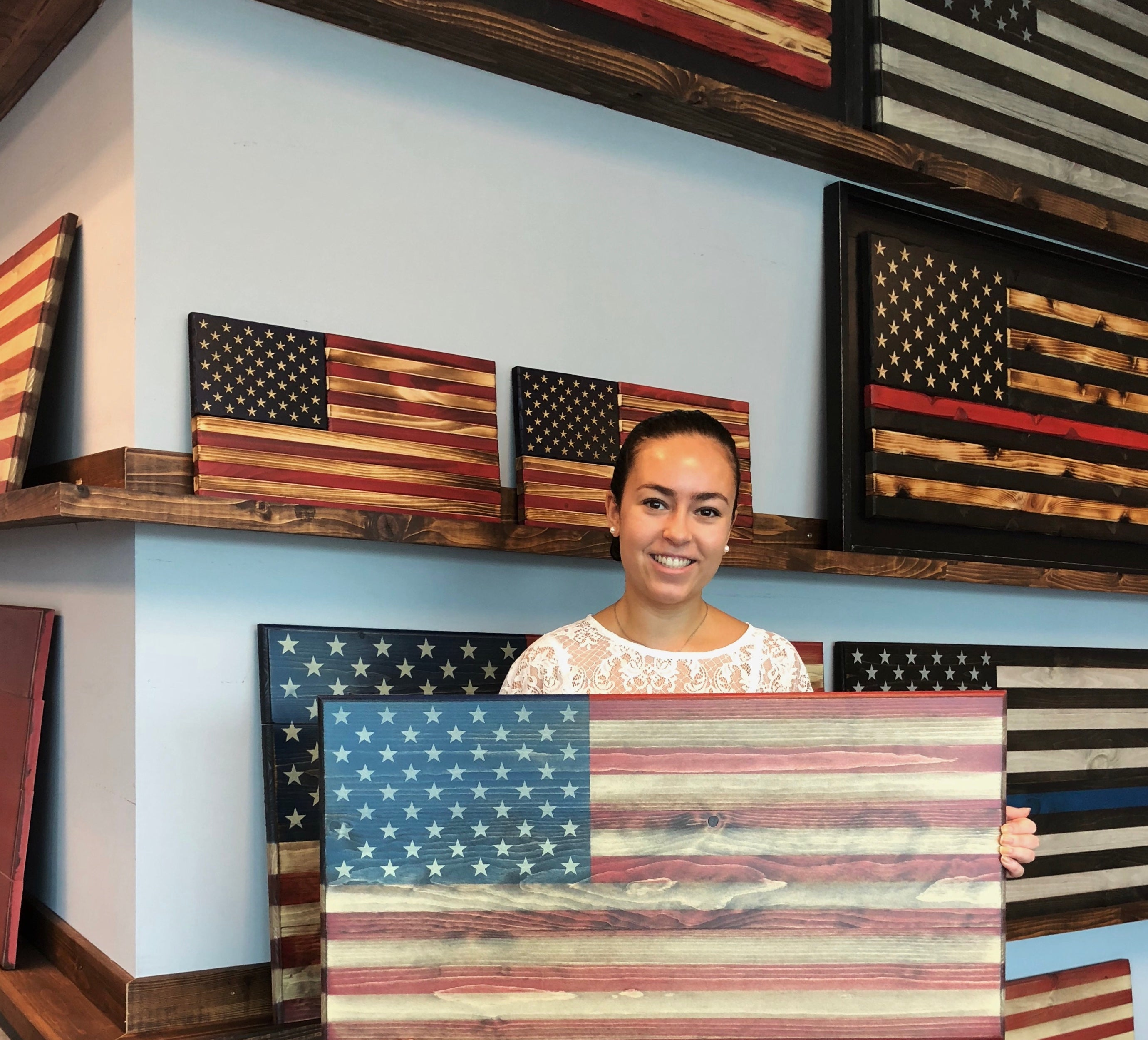 Azita Flags of Valor Marketing Strategist