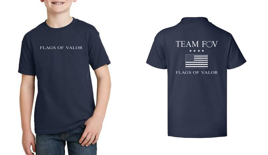 Kids TEAM FOV Shirt