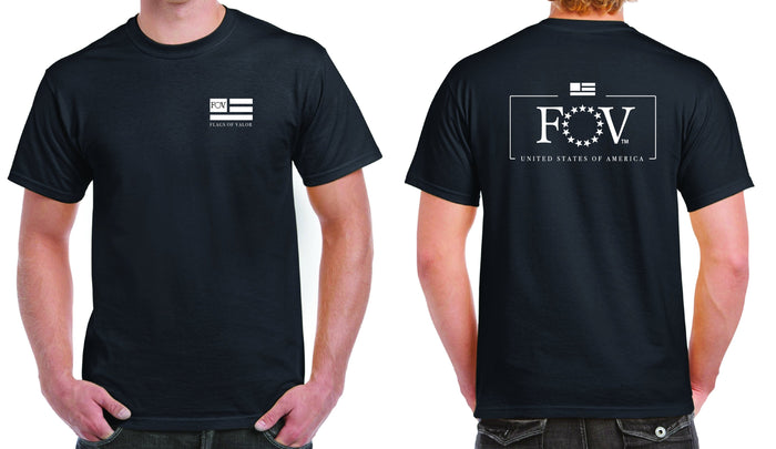 Men's FOV Shirt in Black
