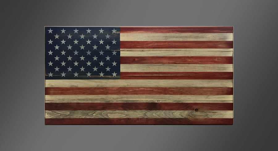 Personalized Old Glory