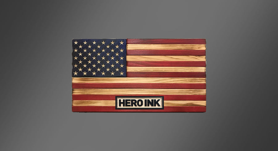 Personalized Homefront - Old Glory Flag