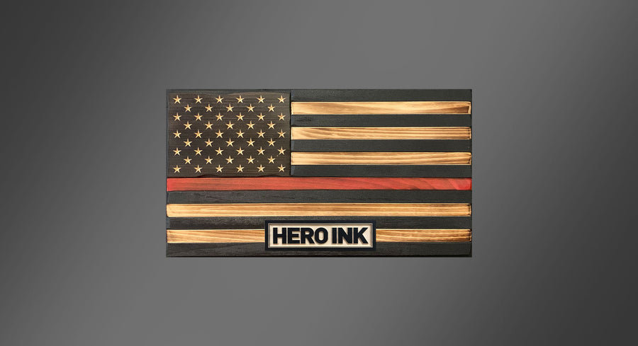 Personalized Homefront - Thin Red Line
