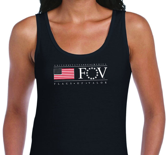 Women's FOV Flag Tank