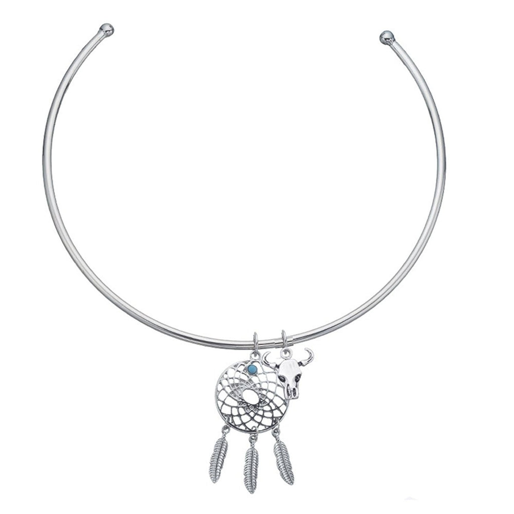 Wildest Dreams (Dream Catcher Choker)