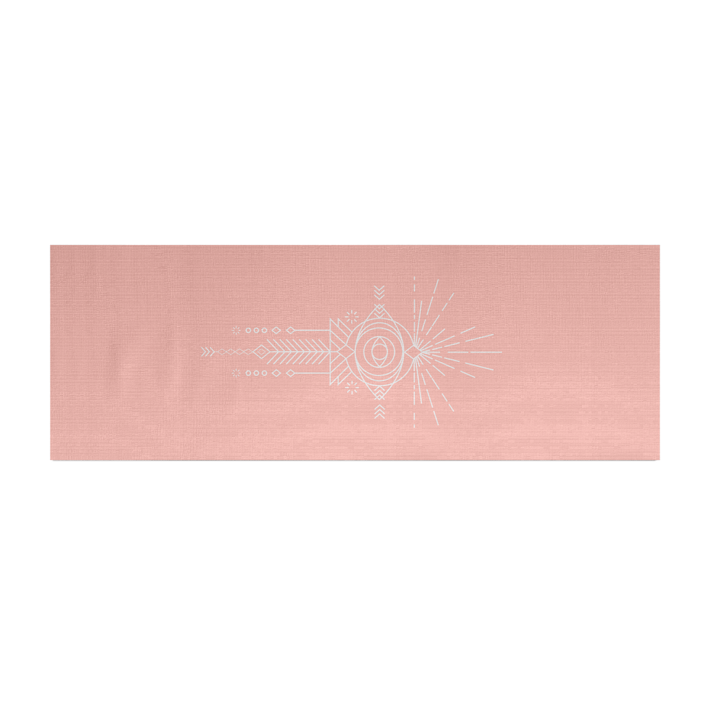 Good Karma Evil Eye Yoga Mat