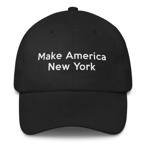 Make America New York Baseball cap