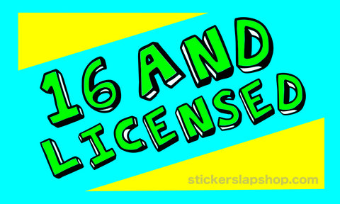 16 drivers license