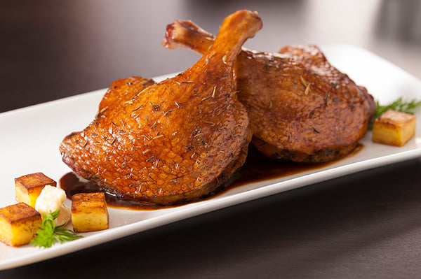 All Natural Duck Leg Confit-Fully Cooked - 6 lb