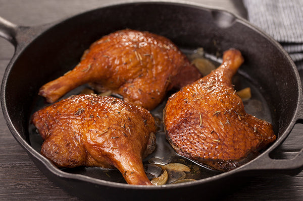 All Natural Duck Leg Confit